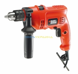 Дрель BLACK&DECKER KR 504 RE - фото