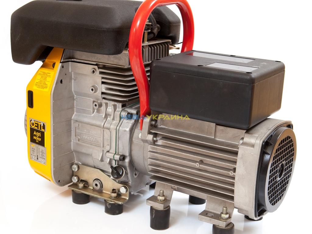 Как сделать с асинхронного двигателя электрогенератора